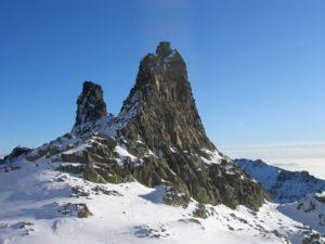 Sierra de Gredos. Ameal de Pablo. 2509 m. y La Galana 2572 m.  3 al 5/11/2017.