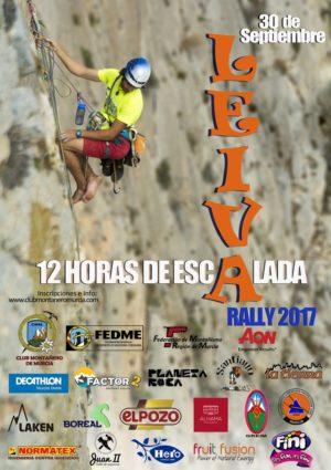 VI Rally FEDME de Escalada de Leiva 2017