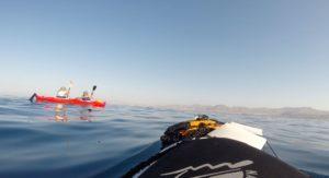 Aplazada la Vuelta al Mar Menor en Kayak, por previsión de fuertes vientos 11 y 12/11/2017