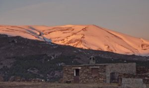Sierra Nevada Clasica. Cerro del Gallo 2.912m y Peñón del Puerto 2.754m.  25/11/2017
