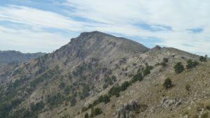 Empanadas 2.107 m. y Cerro de la Carrasca 1.967 m. Sierra de Castril 20/01/2018