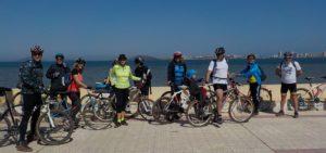 Vuelta en Bici al Mar Menor ( SE SUSPENDE LA ACTIVIDAD)